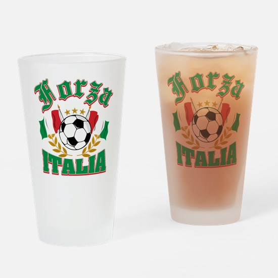 forza Italia Drinking Glass