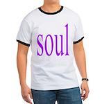 318. purple soul Ringer T