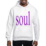 318. purple soul Hooded Sweatshirt