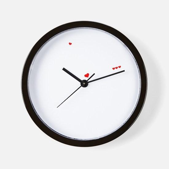 Cute Sar Wall Clock