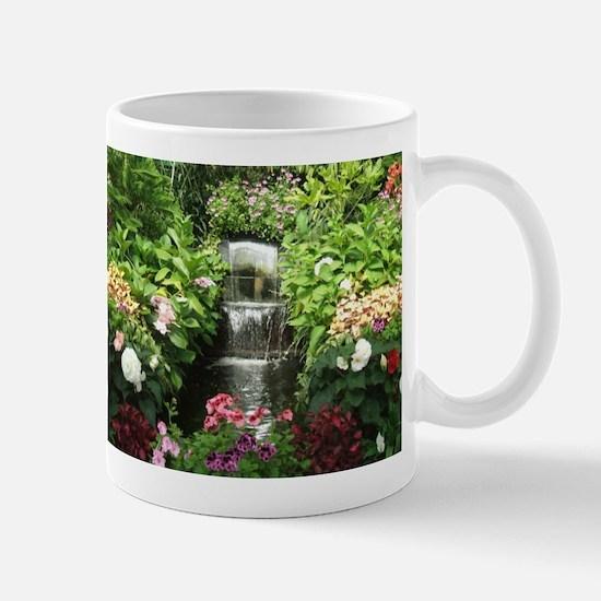 Waterfall Greenhouse Mug