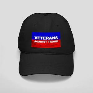 Veterans Against Trump Baseball Hat Black Cap