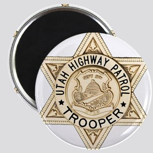 Utah Highway Patrol Magnets