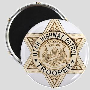 Utah Highway Patrol Magnets