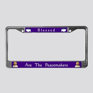 Peacemakers #3 License Plate Frame