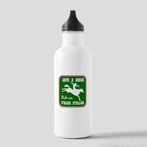 Ride an Italian Stalli Stainless Water Bottle 1.0L