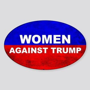 Women Against Trump Sticker