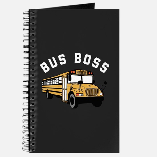 Bus Boss Journal