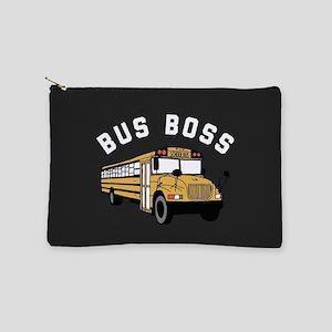 Bus Boss Makeup Bag