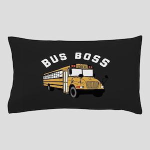 Bus Boss Pillow Case