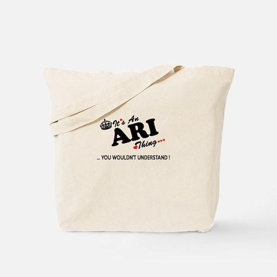 Cute Ari Tote Bag