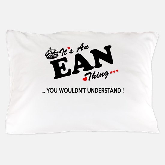 Unique Ean Pillow Case