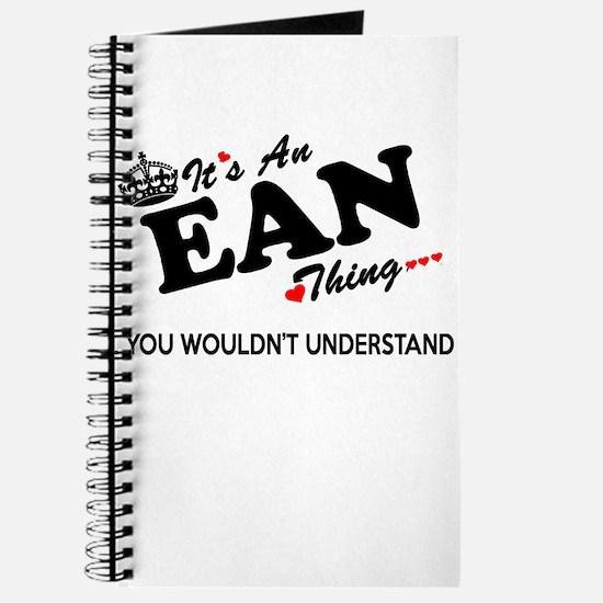 Funny Ean Journal