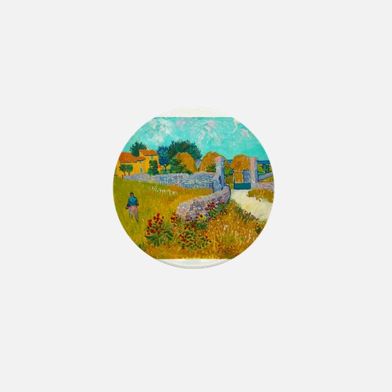 Farmhouse in Provence by Vincent van Gogh Mini But