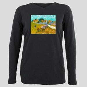 Farmhouse in Provence by Vincent van Gogh Plus Siz
