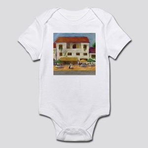 Tuscan Bistro Infant Bodysuit