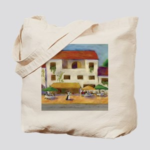 Tuscan Bistro Tote Bag