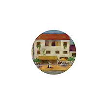 Tuscan Bistro Mini Button