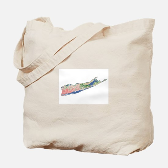 LONG ISLAND, NEW YORK Tote Bag