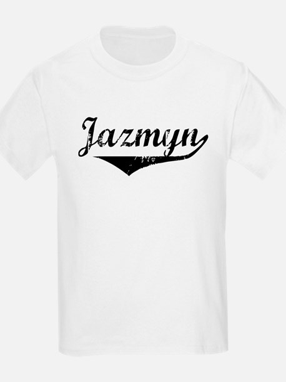 Jazmyn Vintage (Black) T-Shirt