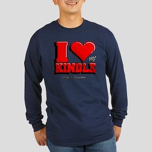 Amazon Kendal ~  Long Sleeve Dark T-Shirt