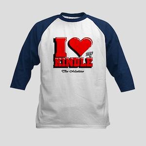 Amazon Kendal ~  Kids Baseball Jersey
