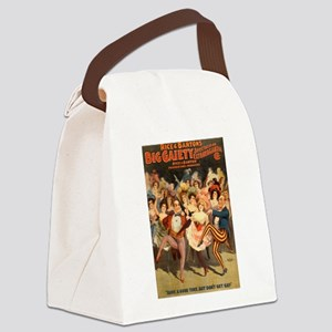 Get Gay Canvas Lunch Bag