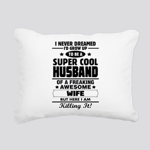Super Cool Husband Of A Freaking Awesome Wife Rect