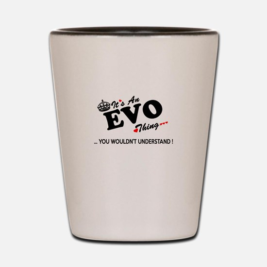 Cute Evo Shot Glass