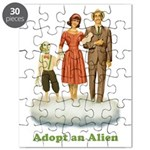 Adopt An Alien Puzzle