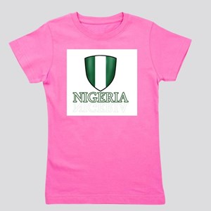 Nigerian shield designs Girl's Tee
