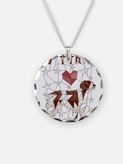 Geometric Brittney Necklace