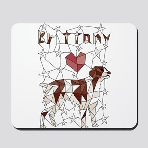 Geometric Brittney Mousepad