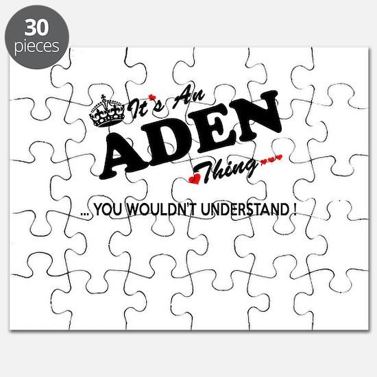 Cute Aden Puzzle