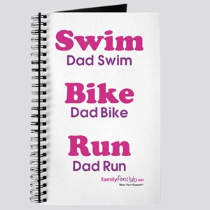 Triathlon Dad Journal