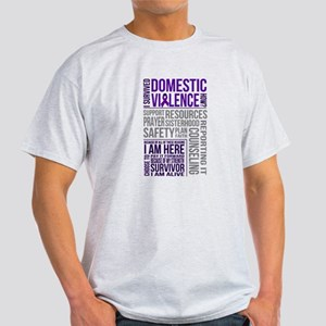 domestic violence survivor T-Shirt