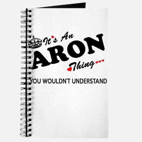 Unique Aron Journal