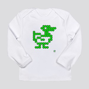 Green Duck T-Shirt Long Sleeve T-Shirt