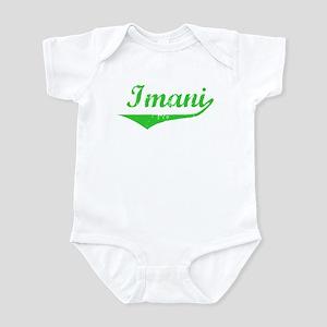 Imani Vintage (Green) Infant Bodysuit