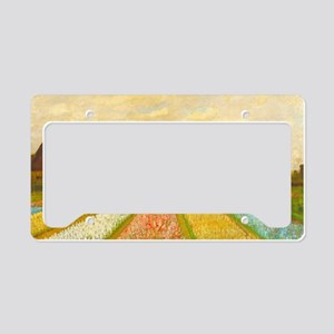 Flower Bed in Holland by Vincent van Gogh License