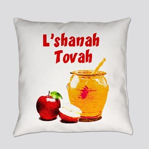 L'shanah Tovah Everyday Pillow