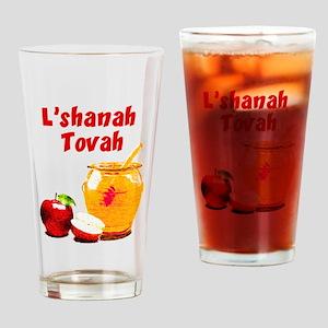 L'shanah Tovah Drinking Glass