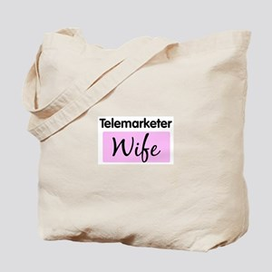 Telemarketer Wife Tote Bag