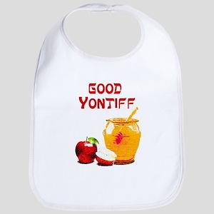Good Yontiff Bib