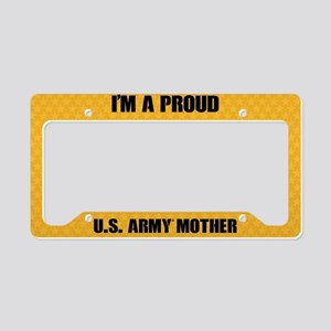 U.S. Army Mother License Plate Holder