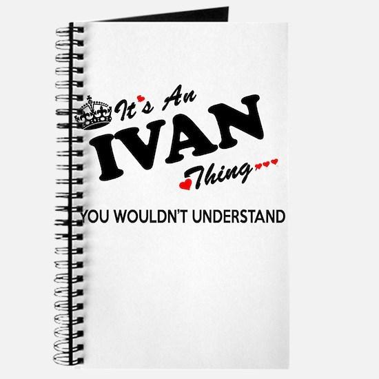 Cute Ivan Journal