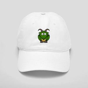 Green Goat Cap