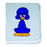Blue duck Blanket