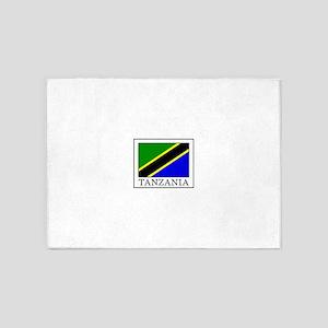 Tanzania 5'x7'Area Rug