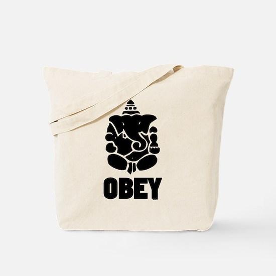 Ganesh OBEY. Tote Bag